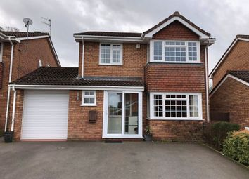 Thumbnail 4 bed detached house for sale in Badgers Croft, Eccleshall, Stafford