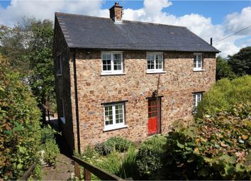 Thumbnail 5 bed detached house for sale in Oakford, Tiverton