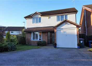 Thumbnail 4 bed detached house for sale in Malthouse Close, Church Crookham