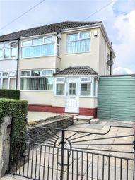Thumbnail 3 bed semi-detached house to rent in Westfield Avenue, Broadgreen, Liverpool