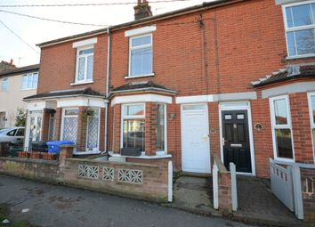 Thumbnail 3 bedroom terraced house for sale in Marlborough Road, Lowestoft