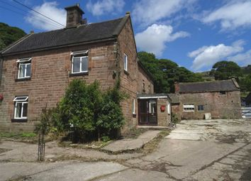 Thumbnail 4 bed detached house for sale in Meerbrook, Leek, Staffordshire