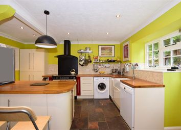 5 bed link-detached house for sale in Wierton Hill, Boughton Monchelsea, Maidstone, Kent ME17