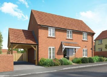 Thumbnail 3 bedroom detached house for sale in Meadow Gardens, Wedow Road, Thaxted, Essex