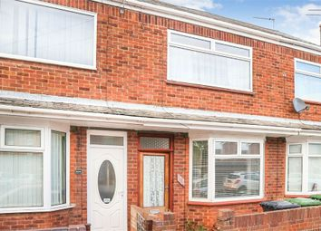 Thumbnail 3 bed terraced house for sale in Alderson Road, Great Yarmouth, Norfolk