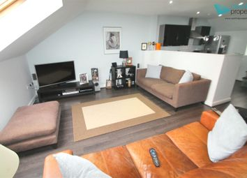 Thumbnail 1 bed flat for sale in City View, Cranmer Street, Nottingham