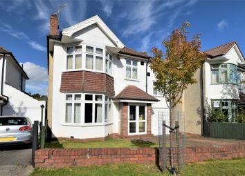 Thumbnail 4 bed detached house for sale in Kewstoke Road, Stoke Bishop, Bristol