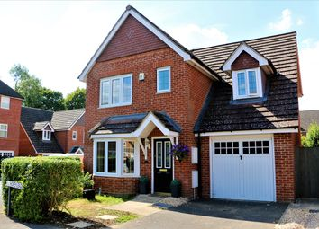 Thumbnail 3 bed detached house for sale in Honeyleaze, Beggarwood, Basingstoke