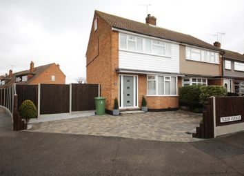Thumbnail 3 bed semi-detached house for sale in Tudor Avenue, Stanford-Le-Hope