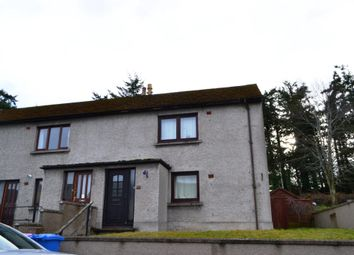 Thumbnail 2 bed semi-detached house to rent in 108 Anderson Crescent, Forres