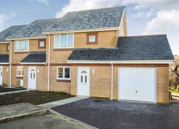 Thumbnail 3 bed end terrace house for sale in Balleroy Close, Shebbear, Beaworthy