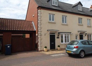 Thumbnail 4 bed property to rent in Chapman Way, Eynesbury, St. Neots