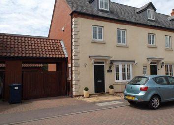 Thumbnail 4 bedroom property to rent in Chapman Way, Eynesbury, St. Neots