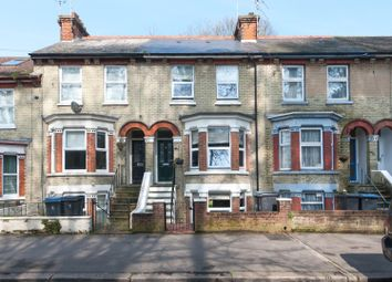 Thumbnail 4 bed terraced house for sale in Crabble Avenue, Dover