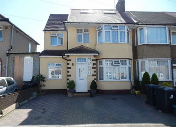 Thumbnail 6 bed semi-detached house for sale in Towers Road, Southall, Middlesex