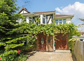 Thumbnail 4 bed semi-detached house for sale in Westcoombe Avenue, London