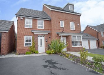 Thumbnail 2 bed semi-detached house for sale in Aylesbury Way, Forest Town, Mansfield