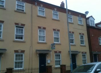 Thumbnail 4 bed town house to rent in Church Street, Gainsborough