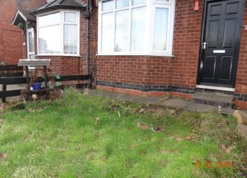 2 bed semi-detached house to rent in Nuthall Road, Aspley, Nottingham NG8