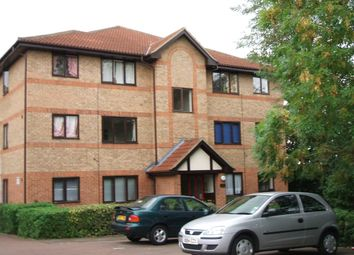 Thumbnail 1 bed flat to rent in Dalrymple Close, Southgate