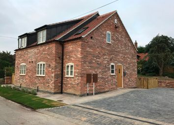 Thumbnail 2 bed semi-detached house to rent in Church Lane, Bottesford