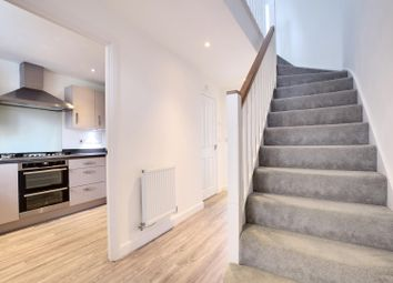 Thumbnail 4 bedroom semi-detached house to rent in Rossway Drive, Bushey