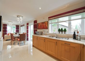 "Thumbnail 5 bed detached house for sale in ""The Burton"" at Chaffinch Manor, Broughton, Preston"