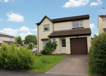 Thumbnail 4 bed detached house for sale in Church Close, Puddington, Tiverton, Devon