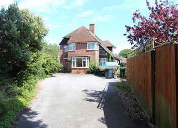 Thumbnail 4 bed detached house for sale in 17 Stanpit, Christchurch, Dorset