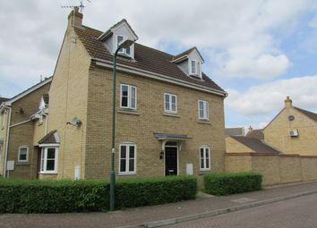Thumbnail 4 bed detached house for sale in Humphry Street, Peterborough