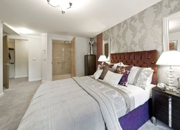 "Thumbnail 2 bed flat for sale in ""Typical 2 Bedroom"" at Moormead Road, Wroughton, Swindon"