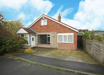 Thumbnail 3 bed detached bungalow for sale in Sandyacre Close, Over Hulton, Bolton, Lancashire.