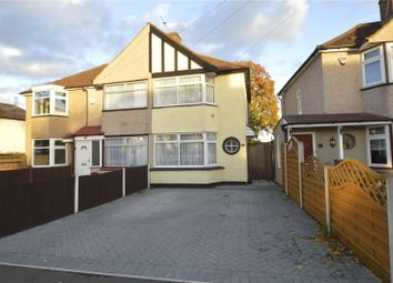 Thumbnail 2 bed semi-detached house to rent in Burns Avenue, Sidcup, Kent