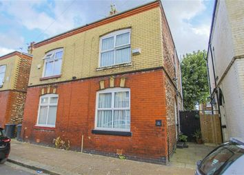 Thumbnail 3 bed semi-detached house for sale in Lewis Street, Eccles, Manchester