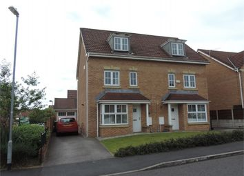 Thumbnail 4 bed semi-detached house to rent in Dingle Close, Radcliffe, Manchester