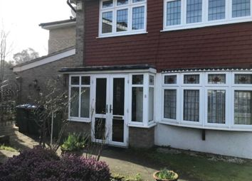 Thumbnail 4 bed semi-detached house to rent in Downleys Close, Mottingham