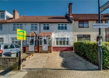 Thumbnail 3 bed terraced house for sale in Brook Road, London