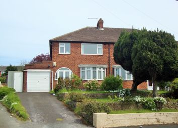Thumbnail 3 bed semi-detached house to rent in Woodcroft Avenue, Handsworth Wood