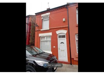 Thumbnail 2 bedroom end terrace house to rent in St Ives Grove, Liverpool