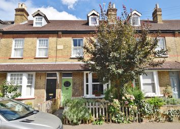 Thumbnail 3 bed terraced house to rent in Myrtle Road, Hampton Hill