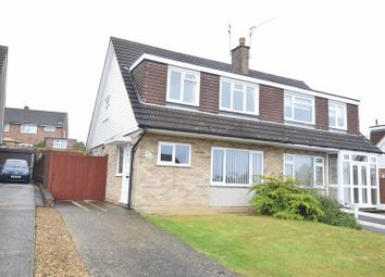 Thumbnail 3 bed semi-detached house to rent in Birling Avenue, Bearsted, Maidstone