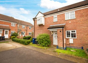 Thumbnail 2 bedroom terraced house for sale in Heddon Way, St. Ives, Cambridgeshire