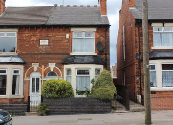 Thumbnail 3 bed semi-detached house for sale in Diamond Avenue, Kirkby-In-Ashfield, Nottingham