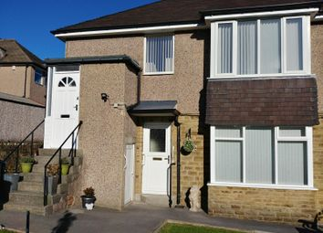 Thumbnail 2 bed flat for sale in The Drive, Halifax