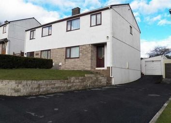 Thumbnail 3 bed semi-detached house for sale in Min Y Graig, Pontyberem, Llanelli