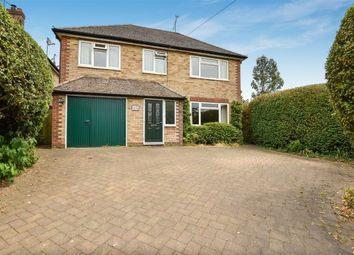 Thumbnail 4 bed detached house for sale in Crondall Lane, Farnham