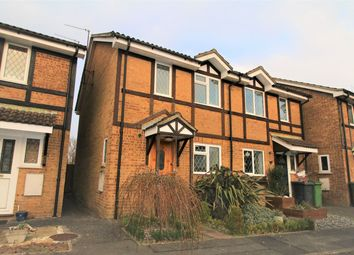 Thumbnail 3 bed semi-detached house for sale in Corinthian Close, Hatch Warren, Basingstoke