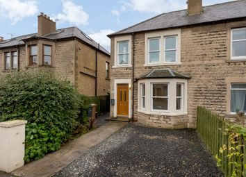 Thumbnail 2 bed semi-detached house for sale in 18 Featherhall Grove, Corstorphine