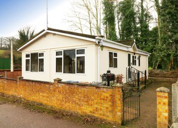 Thumbnail 2 bed mobile/park home for sale in Ashleigh Park, Barwick Ford