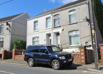 Thumbnail 3 bedroom semi-detached house for sale in High Street, Grovesend, Swansea, West Glamorgan